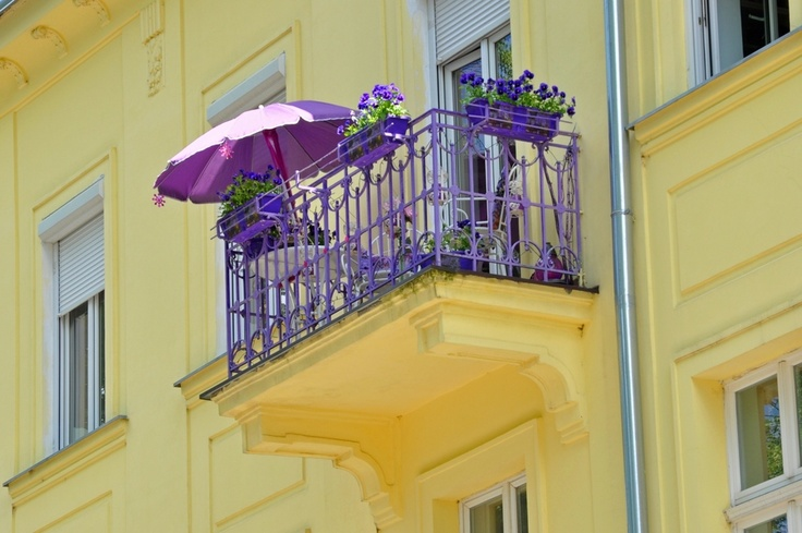 5 idee per arredare un balcone piccolo www.donnaclick.it - Donnaclick