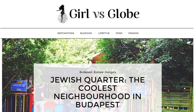 Girls vs globe