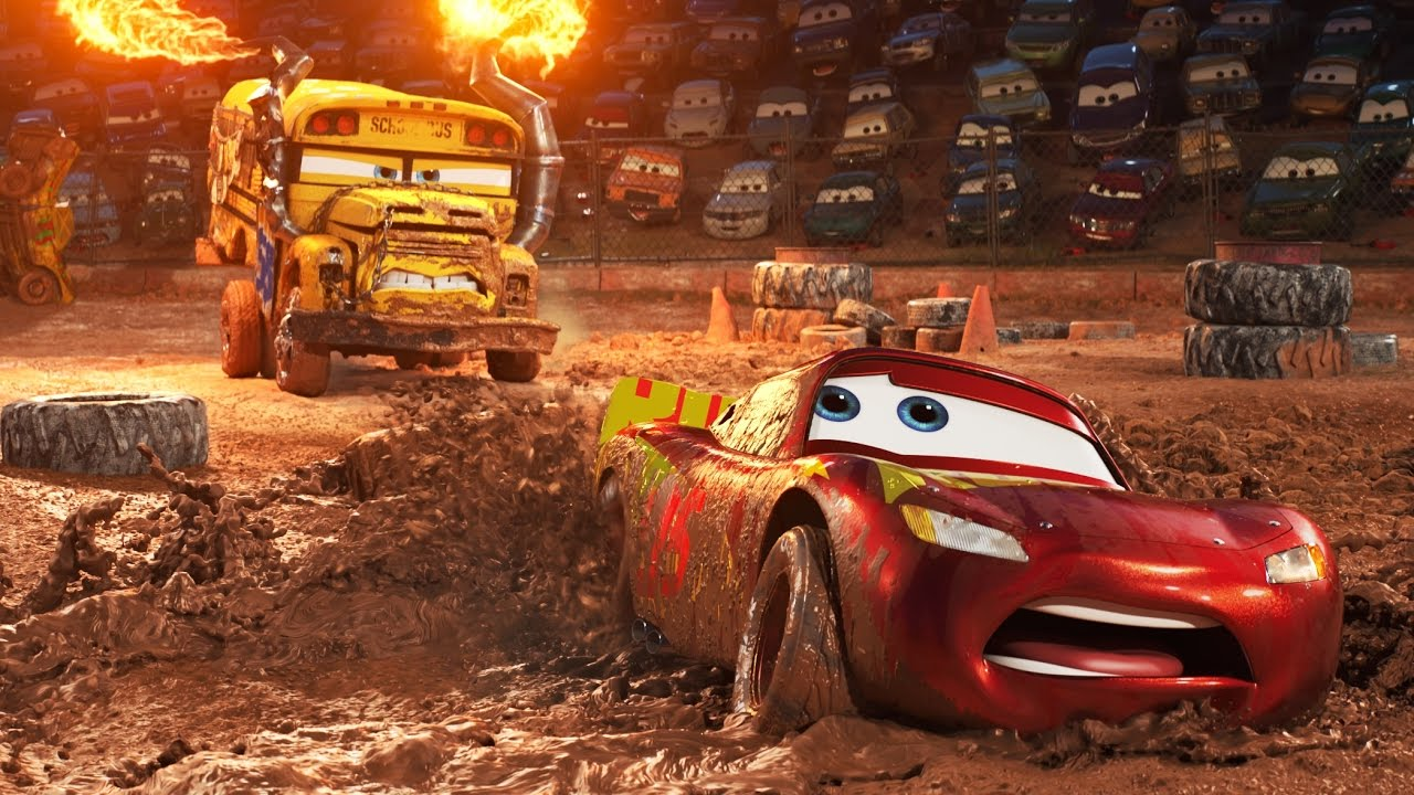 Film Disney Cars 3