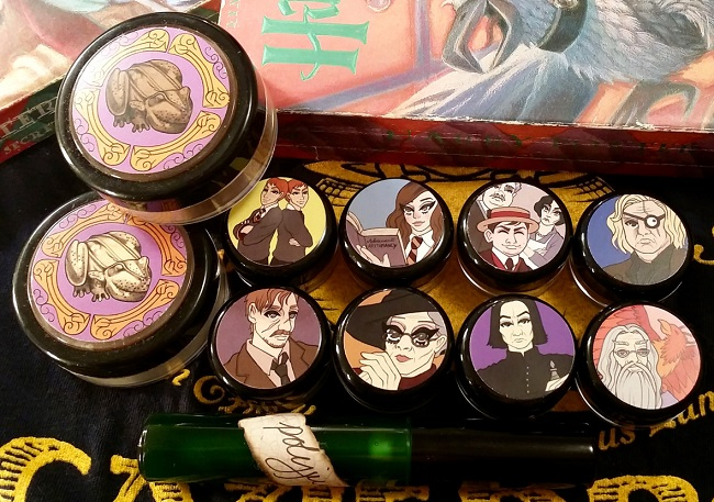 Make up, arriva una collezione ispirata alla saga di Harry Potter