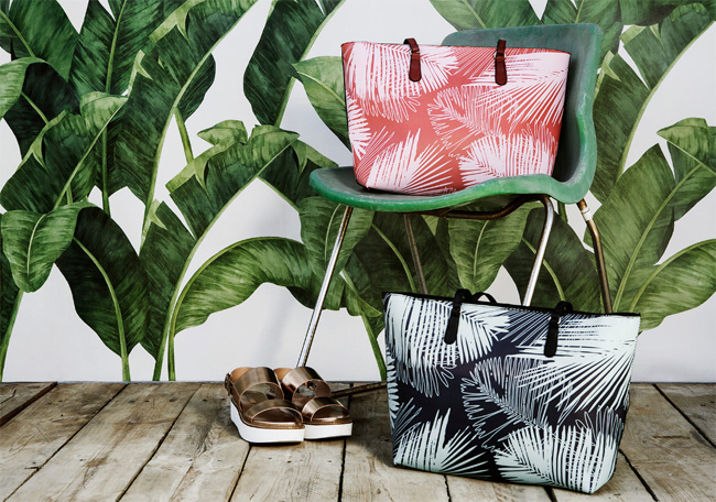 Tropical mood, tutte le borse in stile tropicale per la primavera estate 2018