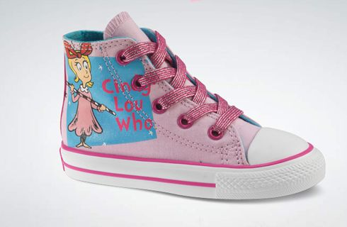 converse all star bimbo verde