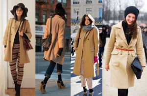 Cappotto cammello: must have per l